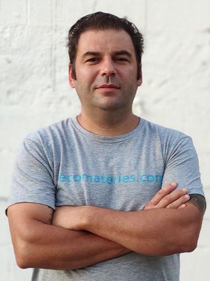 Francesc Martínez | ECOMATÈRIES
